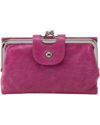 Hobo Alice Leather Wallet - Lyst