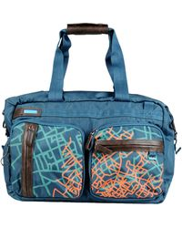Piquadro Travel & Duffel Bag - Lyst
