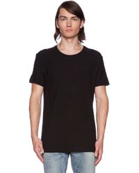 Neuw Service T-Shirt - Black