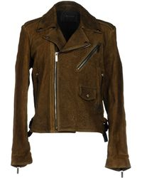 A. Sauvage - Jacket - Lyst