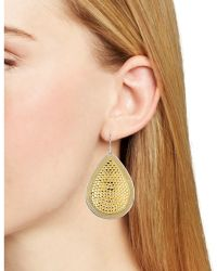 Anna Beck - Drop Earrings - Lyst