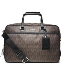 Michael Kors Jet Set Travel Logo Carry-On Bag - Lyst