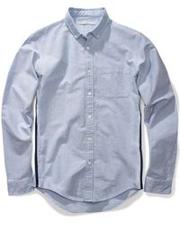 Outerknown | Essential Shirt | Lyst