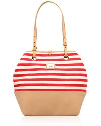 UGG - Gracie Striped Tote - Lyst