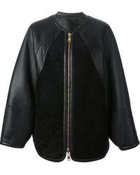 Chloé Oversized Jacket - Lyst