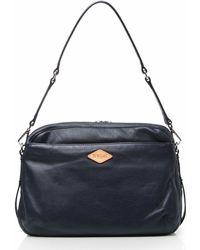 MZ Wallace Dawn Leather Coco black - Lyst