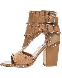 Laurence Dacade Deric Calfskin Leather Heels - Lyst