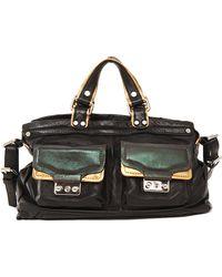 3.1 Phillip Lim Page Handbag black - Lyst
