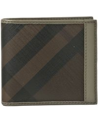 Burberry Wallet - Lyst