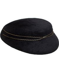 Maggie Mowbray Millinery - Vanille - Lyst