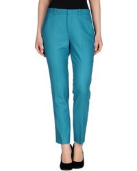 Gucci Casual Pants blue - Lyst