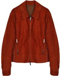 Costume National Raw Cut Jacket - Lyst