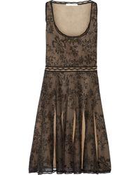 Zac Posen Lace Dress - Lyst