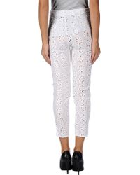 Roberta Guercini - Casual Trouser - Lyst