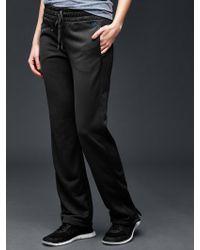 Gap Studio Track Pants - Black