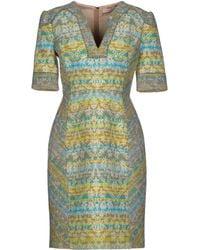 Matthew Williamson Short Dress - Lyst