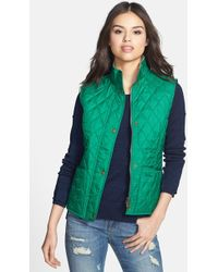 Barbour Summer Liddesdale Quilted Gilet - Lyst