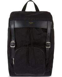 Saint Laurent - Hunting Backpack - Lyst
