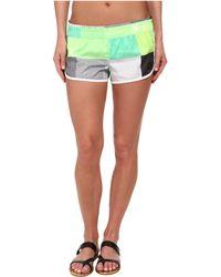 Hurley Supersuede Printed Beachrider Boardshort - Lyst