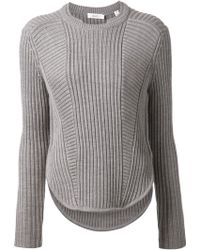 A.L.C. Ribbed Sweater - Lyst