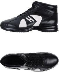 Hogan by Karl Lagerfeld - High-tops & Sneakers - Lyst