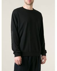 3.1 Phillip Lim Patch Sleeve Pullover - Lyst