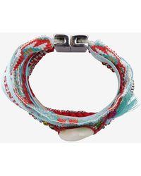 Hipanema - Diablo Bracelet Red - Lyst