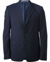 KENZO Classic Two Piece Suit - Blue