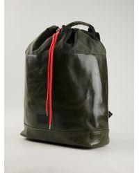 Kris Van Assche Drawstring Backpack - Lyst