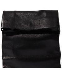 Adaism | Women's Saco De Papel Medium Bag In Black Goatskin | Lyst