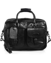 Polo Ralph Lauren - Leather New Commuter Bag - Lyst 99d48e80e1