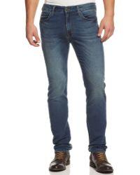 Joe's Jeans Jeans The Brixton Straight  Narrow Knit Elwood Jeans - Lyst