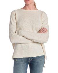 Nili Lotan Boyfriend Sweater - Lyst