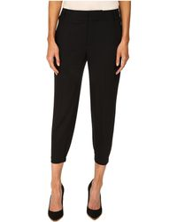 Helmut Lang Smoking Wool Pant - Lyst