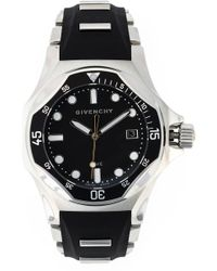 Givenchy 'five Shark' Watch - Black