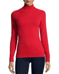 Todd And Duncan - Cashmere Ribbed Turtleneck Sweater - Lyst
