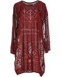 Isabel Marant | Short Dress | Lyst