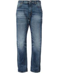 Golden Goose Deluxe Brand Stonewashed Boyfriend Jeans - Lyst