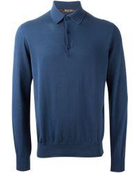 Loro Piana Classic Polo Shirt - Lyst