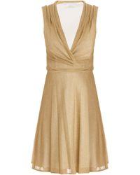 Diane Von Furstenberg Nina Wrap Dress - Lyst