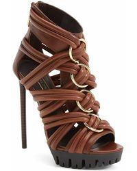 Rachel Zoe Women'S 'Harlin' Leather Sandal - Lyst