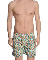 ELEVEN PARIS - Swimming Trunk - Lyst