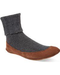FALKE Cottage Socks - Grey