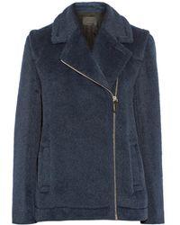 Alexander Wang Alpaca Jacket - Lyst