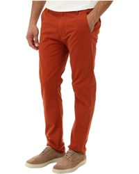 Levi's Red Chino Pant - Lyst
