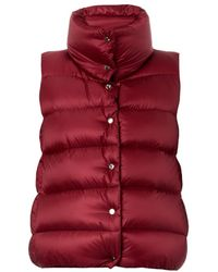 Moncler Sources Quilted Down Gilet - Lyst