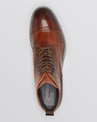 To Boot - Stallworth Cap Toe Boots - Lyst