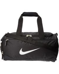 Nike Team Training Max Air Small Duffel - Lyst