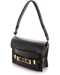 A.L.C. - Hutton Shoulder Bag - Black - Lyst
