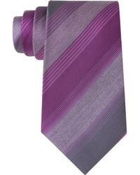 Kenneth Cole Reaction Reaction Stripe Tie - Lyst